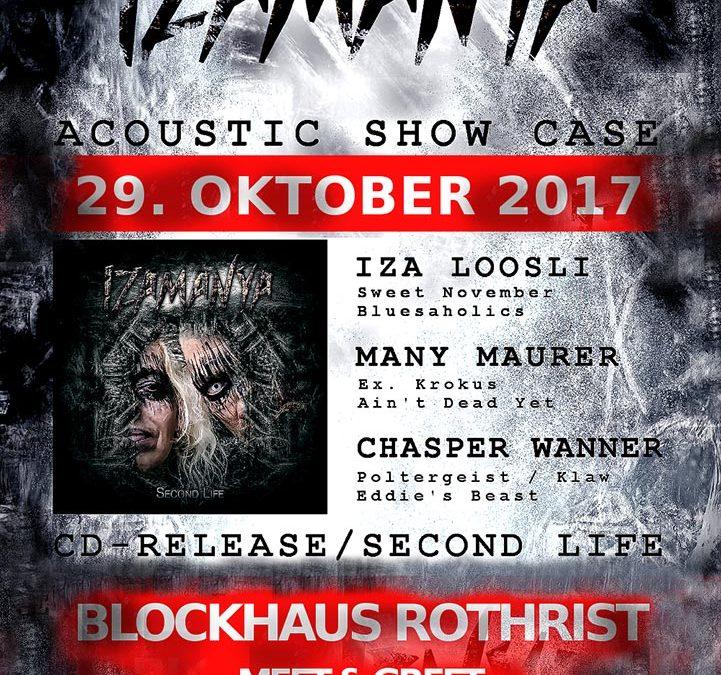 29.10 @ Blockhaus Rothrist
