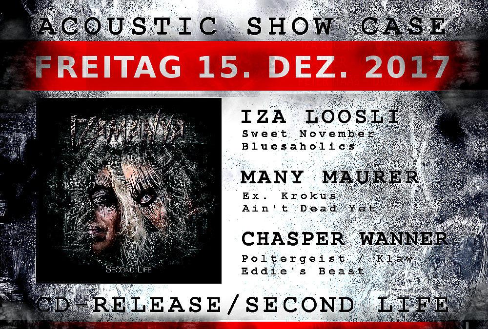 15.12 – Acoustic Show Case
