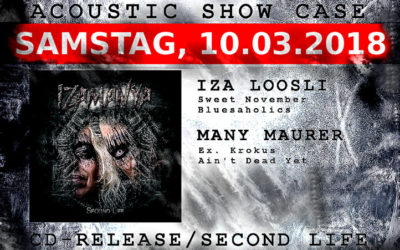 10.03.2018 Acoustic Show Case – Second Life Biker's Inn
