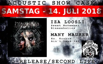 14/07/2018 Acoustic Showcase Izamanya & Okto Vulgaris