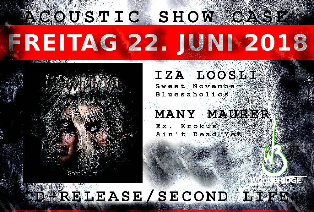 22/06/2018 Acoustic Showcase Woodbridge & Izamanya