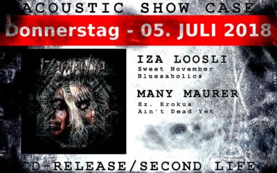 05/07/2018 ACOUSTIC SHOWCASE – SECOND LIFE Waldbühne Arosa