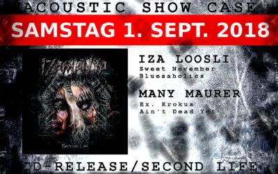 01/09/2018 Izamanya Acoustic show case – teronation & friends