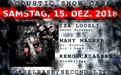 15/12/2018 CD – Release – Second Life